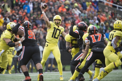 Know Thy Self: Oregon Ducks Second Half Review