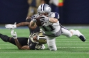 Cowboys WR Cole Beasley practices despite sprained foot, says he's ready: 'If it was game time I'd be able to go right now'