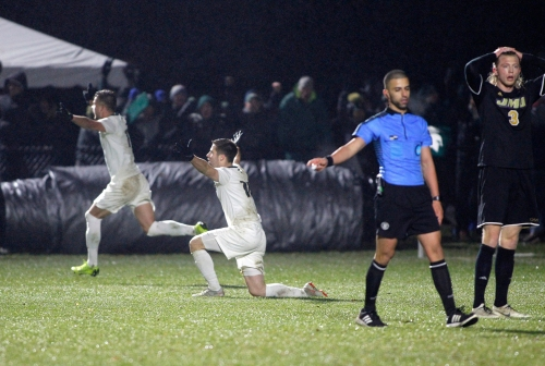 College Cup: Michigan State men's soccer 'confident' in facing familiar opponent Akron