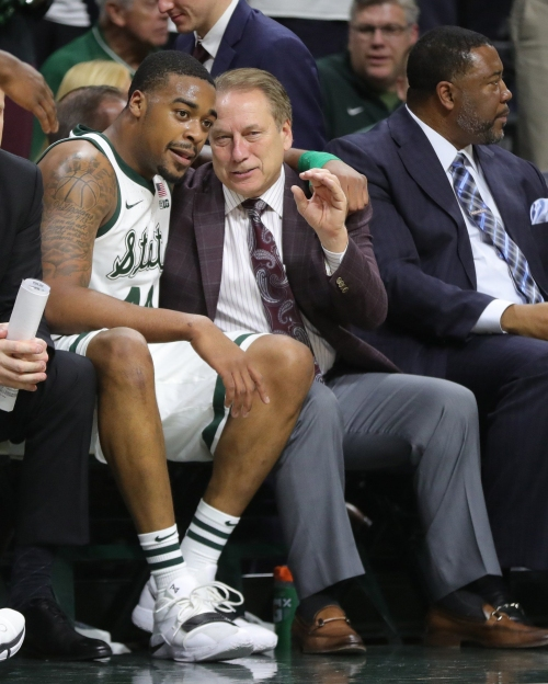 Tom Izzo: 'Next two weeks are critical' for Michigan State