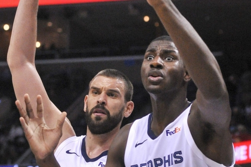 Grizzlies ride the roller coaster, win over Clippers 96-86