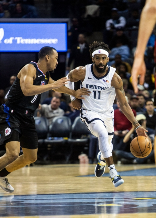 Memphis Grizzlies get revenge on Los Angeles Clippers in NBA Western Conference showdown
