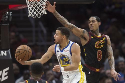 Recap: Warriors trounce Cavs, 129-105