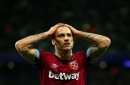 West Ham dealt a huge blow with Marko Arnautovic set for a spell on the sidelines