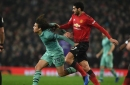 Arsenal fans call for Marouane Fellaini to be banned after Matteo Guendouzi hair pull