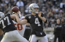 Raiders vs. Steelers fantasy advice: Derek Carr to keep it going