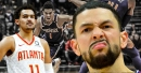 Austin Rivers compares Trae Young's struggles to Devin Booker's workload