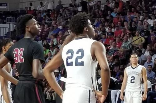Vernon Carey Jr. commits to Duke