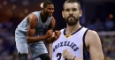 Marc Gasol embracing mentorship of Jaren Jackson Jr.