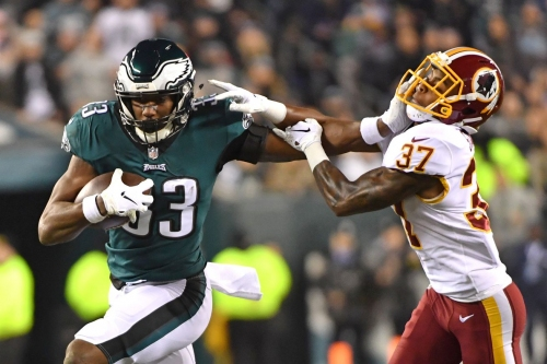 Eagles Injury Report: Good news on Josh Adams, six players sit out