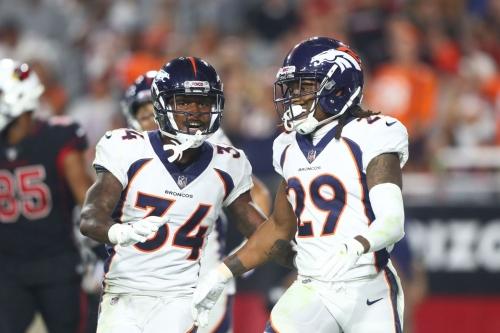 How does Emmanuel Sanders injure effect the Broncos defense?
