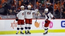 Seth Jones scores in OT to lift Blue Jackets over Flyers