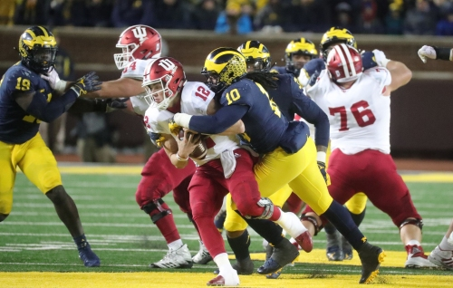 Michigan football's Devin Bush Jr. earns 1st-team All-America honors