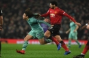 Matteo Guendouzi trolls Marouane Fellaini after ridiculous hair pull
