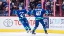 Canucks' win over Predators lone bright spot on home stand