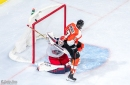 Photo Gallery: Flyers vs Blue Jackets