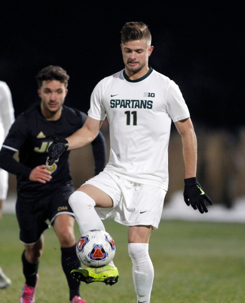 Michigan State men's soccer: How to watch national semifinal vs. Akron