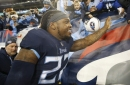 Derrick Henry runs into NFL record book as Titans rout Jaguars 30-9