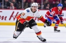 Calgary Flames Mikael Backlund Out Indefinitly with Undisclosed Injury