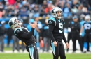 Graham Gano misses practice; ruled out for Panthers-Browns