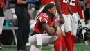 Falcons hope Freeman can make it back from sports hernia surgery