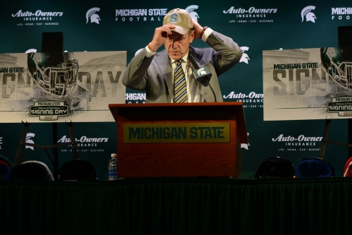 Michigan State football expects to sign all 18 commits in early period