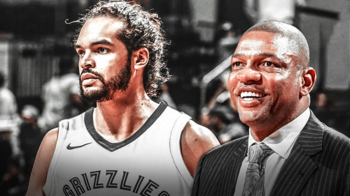Doc Rivers happy Joakim Noah has found a home with Grizzlies