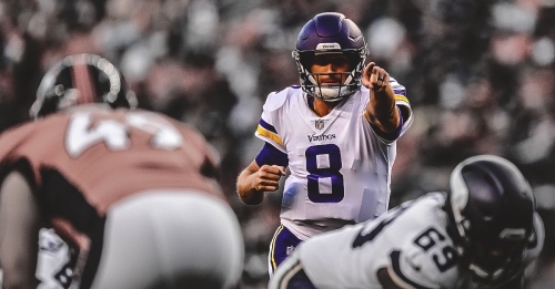 Vikings QB Kirk Cousins wants Minnesota to 'sustain the level of potential'