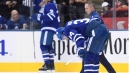 Why Maple Leafs didn't fight after Kronwall hit Matthews