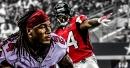 Falcons RB Devonta Freeman has 'a shot' to play again this season