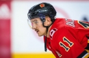 Backlund Sidelined For The Weekend