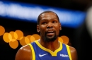 Warriors report: Kevin Durant says he will remain a Washington fan even if they pass on Colin Kaepernick