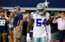 Cowboys LB Jaylon Smith has been fined for his hit on Alvin Kamara