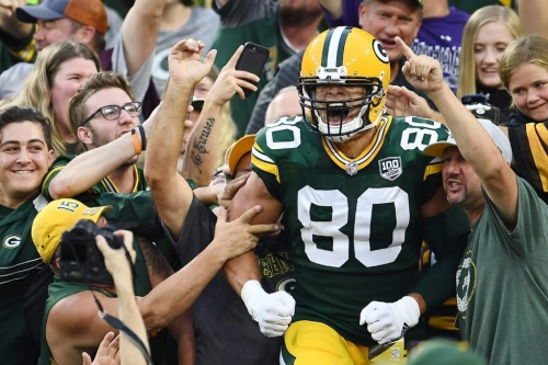 Packers stars Randall Cobb, Jimmy Graham expected to play in Week 14