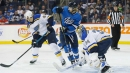 Jake Allen posts first shutout in a year as Blues blank Jets