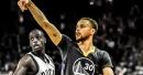 Warriors hoist season-high 46 three-pointers in win over Bucks