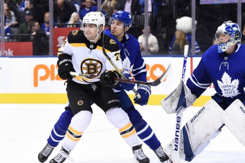 Preview: Bruins set to take on the Leafs