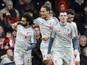 Result: Mohamed Salah hat-trick sends Liverpool top of the Premier League