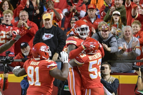 It's imperative Dee Ford and Justin Houston show up in run game this week vs. Ravens