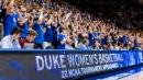 Weather Halts Duke-South Carolina Game Sunday