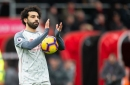 Liverpool FC hat-trick hero Mohamed Salah refused man of the match award after 4-0 caning of Bournemouth