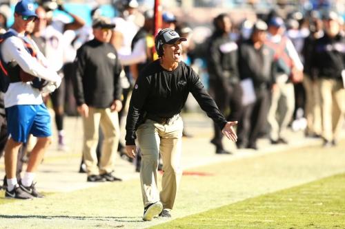 John Harbaugh says Lamar Jackson is causing opposing teams to play Ravens differently