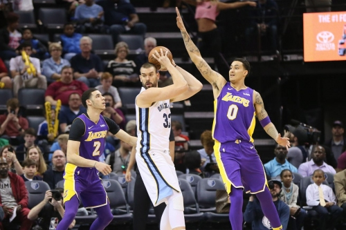 Memphis Grizzlies vs. Los Angeles Lakers Game Preview