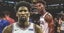 Sixers' Joel Embiid insists he's not unhappy with Jimmy Butler trade, just his new role