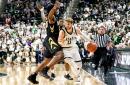 Watch: Kyle Ahrens' dunk beats shot clock, seals Michigan State's win over Florida
