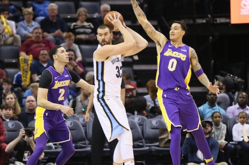 Lakers Vs. Grizzlies Preview & TV Info: L.A. Looks To Conclude 2-Game Road Trip On Positive Note