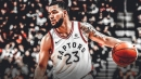 Fred VanVleet wants to play with Raptors for the rest of his career
