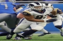 L.A. Rams' Ndamukong Suh fined for hit on Detroit Lions player