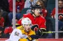 Nashville Predators at Calgary Flames [Game 30]