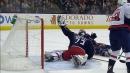 Bobrovsky robs Kuznetsov with a beautiful glove-save